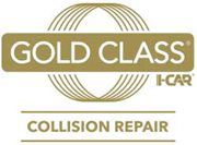 Gold Class I-Car Collision Repair
