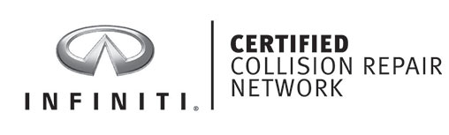 Infiniti Certified Collision Repair Network logo