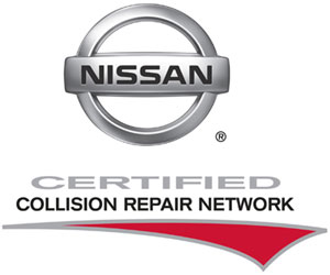 Nissan Certified Repair Network logo
