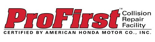 ProFirst Collision Repair Facility logo