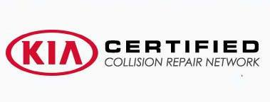 Kia Certified Collision Repair Network logo